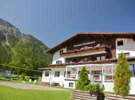 Pension Posthansl, pet-friendly hotel in Heiterwang