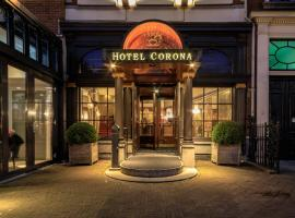 Boutique Hotel Corona, hotel near Zoetermeer-Oost Station, The Hague
