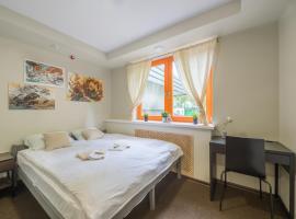 Olimpiyskiy 22 Hostel