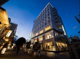 Super Hotel Kyoto Shijokawaramachi