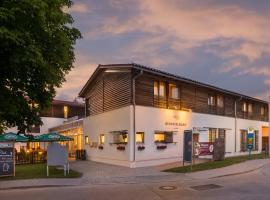 the niu Fury, hotel in Aschheim