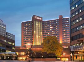 Hilton Albany, hotel with jacuzzis in Albany