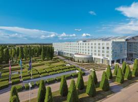 Hilton Munich Airport, hotel near Munich Eichenried Golf Complex, Oberding