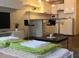 Arany Janos Apartman
