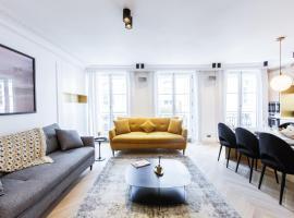 HighStay - Louvre / Saint Honoré Serviced Apartments, жилье для отдыха в Париже