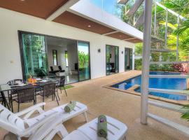 Modern 3br Boutique Pool Villa by Intira Villas