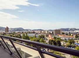 Hipark by Adagio Marseille, apartment in Marseille