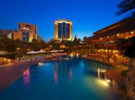 Gulf Hotel Bahrain Convention & Spa, hotel near Mina Salman, Manama