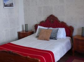 Casona de Asís, guest house in Arequipa