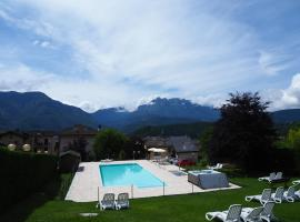 Hotel Lucia, hotel near Terme of Levico and Vetriolo, Levico Terme