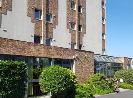 Hôtel de Fresnes-futur IBIS BUDGET