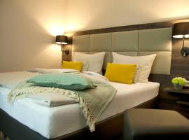 Hotel Am Moosrain Garni