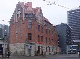 Mere Avenue, albergue en Tallin