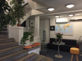 Freedom65 Hostel and Caravan, albergue en Tallin
