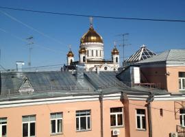 Apartment on Ostozhenka 5, апартаменты/квартира в Москве