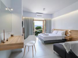 Notus, beach hotel in Chania Town