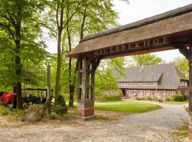 Landhaus Haverbeckhof, Hotel in der Nähe von: Wilseder Berg, Niederhaverbeck