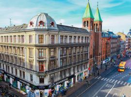 Hotel Nora Copenhagen, hotel in Copenhagen