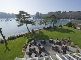 Best Western Plus Le Roof Vannes Bord de Mer, hotel in Vannes