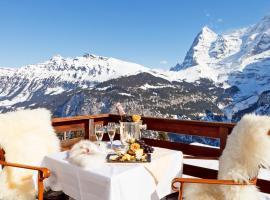 Eiger Mürren Swiss Quality Hotel