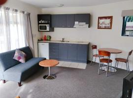 Ascot Motor Lodge, motel in Wellington