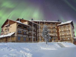 Hill Villas, hotel in Saariselka