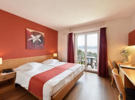 Hotel Aulac, hotel a Losanna
