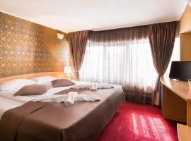 Hotel Central Point: Sofya'da bir otel