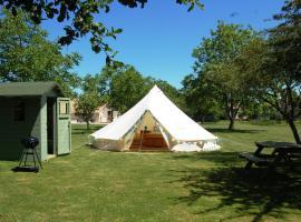 Camping La Forêt de Tessé