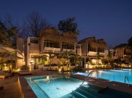The Gilded Iguana, hotel di Nosara