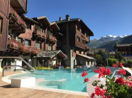 Hotel Relais Des Glaciers, hotel near Frachey - Alpe Ciarcerio funicolar, Champoluc