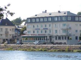 The Originals City, Hôtel Le Bellevue, Montrichard (Inter-Hotel)