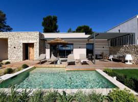"""Les Loges En Provence """"Villa Garrigue"""""""