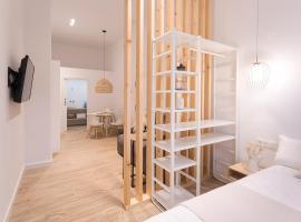 Getaria Apartamentuak Sahatsaga, hotel in Getaria