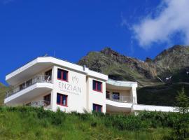 Apartmenthaus Enzian Hochsölden, Hotel in der Nähe von: Giggijoch, Sölden