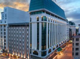 엘리트 월드 이스탄불 호텔