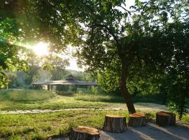 Szellős Rét - Field of Breeze Camping
