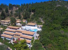 Odyssey Hotel, hotel in Agios Nikitas