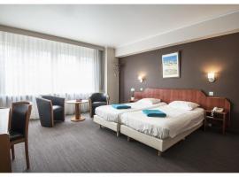 Hotel Ter Streep、オーステンデのホテル