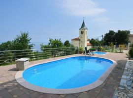 Apartments Krupic, hotel with pools in Opatija