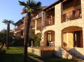 Apartments Siga, hotel near Vižula Archaeological Site, Medulin