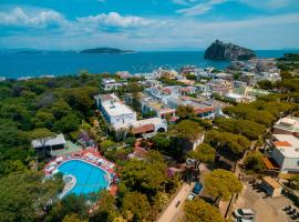 Hotel Pineta, hotel in Ischia