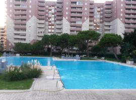 Apart. BREZO Nova-Canet. Playa, hotel in Canet de Berenguer
