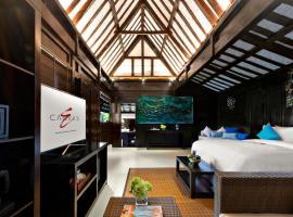Canvas Escape Resort