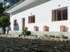 Casa I Love Huaraz, self catering accommodation in Huaraz