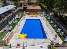 Hotel Marivella, hotel a Calatayud
