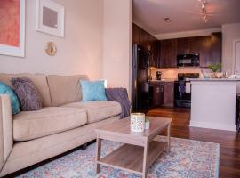 CHARMING 1BR APT IN ARTS & MUSIC DISTRICT