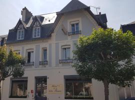 Hôtel de la Côte Fleurie, hotel in Deauville