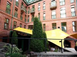 BEST WESTERN Santakos Hotel