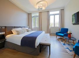 Negrecoste Hôtel & Spa, spa hotel in Aix-en-Provence